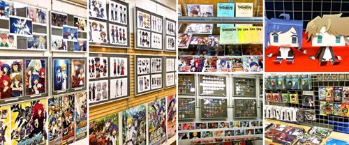 「カードファイト!! ヴァンガード」展inジーストア大阪ANNEX