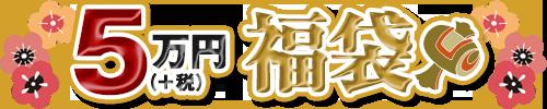 5万円(+税)福袋