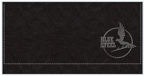 I-401長財布(BLUE STEELマークの刻印入り)