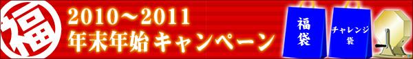 2011 年末年始キャンペーン